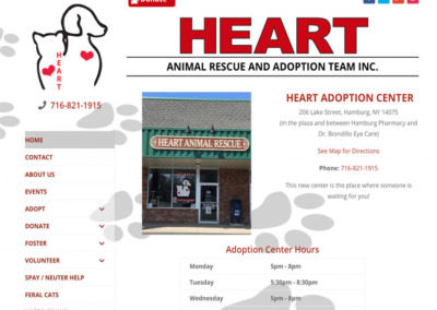 Heart For Animals Rescue & Adoption