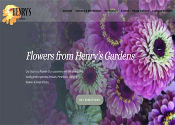 Henrys Gardens