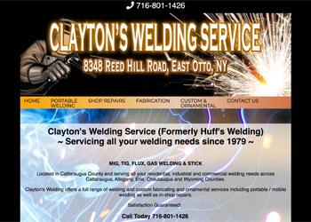 Clayton's Welding Service