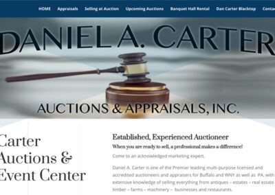 Daniel Carter Auctions