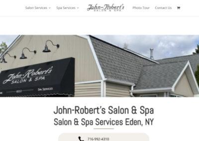John Roberts Salon & Spa2021John Roberts Salon & Spa